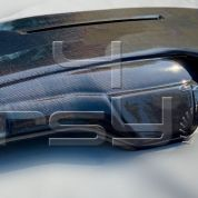 Carbon Fiber Central Dashboard Lancer Evo 7/8/9 R4 prototype RHD